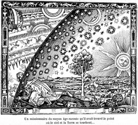 The Flammarion woodcut.