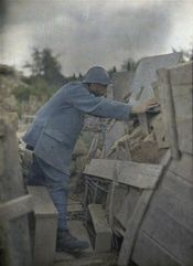 France World War I.