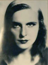 Riefenstahl in The Blue Light, 1931