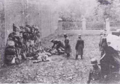 Holocaust Execution of Poles.