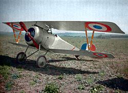 fighter, 1917.