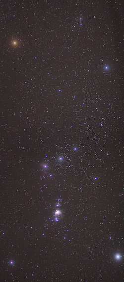 Image of Orion.