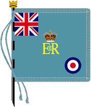 RAF Queen's Colour.
