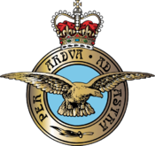 Badge of the Royal Air Force.