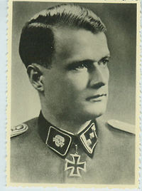 Walter Reder 4 February 1915 - 26 April 1991 was a Nazi German Waffen-SS officer