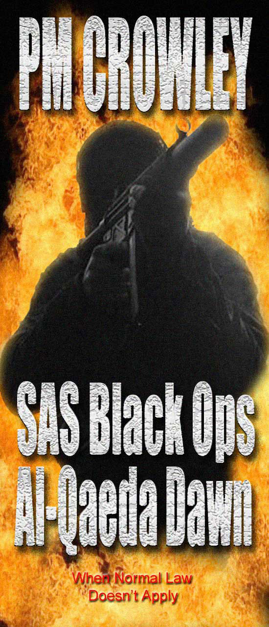 SAS Black Ops - Amazon ebook for Kindle.