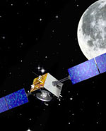 SMART-1 spacecraft has been orbiting the Earth for a full month now.