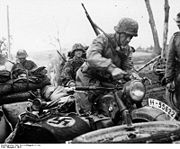 3rd SS Division Totenkopf.
