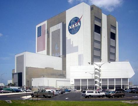 NASA Vehicle Assembly Building.