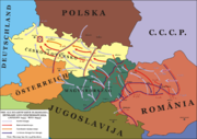 Hungary and Czechoslovakia (1944-1945).