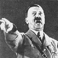 Adolf Hitler condemed Jews.