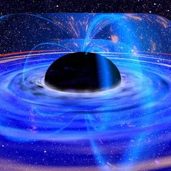 Supermassive Black Holes.