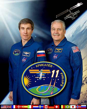 Expedition 11 Kazakhstan.