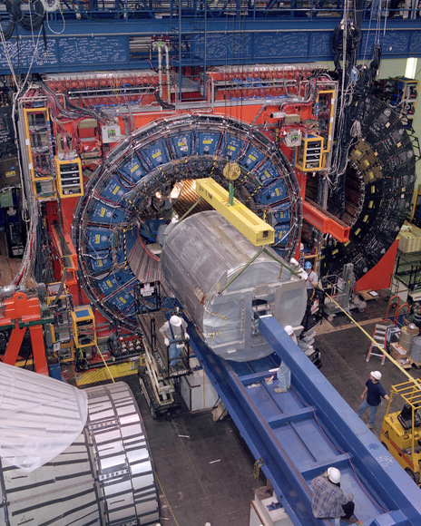 Particle accelerator.
