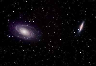 Galaxy collections.