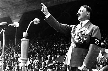 List of speeches given by Adolf Hitler