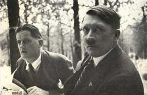 Otto Wagener was a German major general and Adolf Hitler's economic adviser