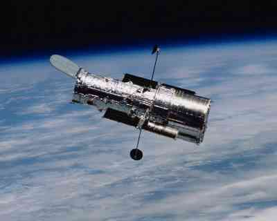 Hubble Space Telescope.