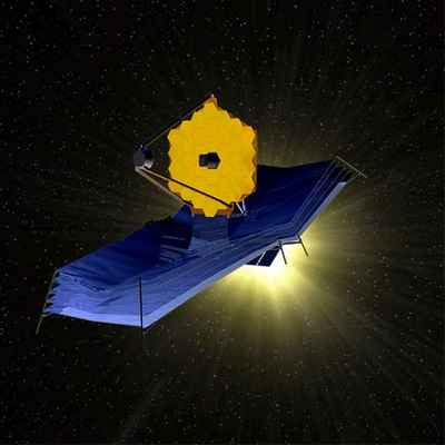 James Webb Space telescope.
