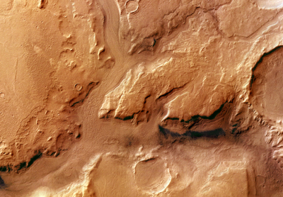 Could there still be life of Mars?