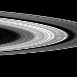 Saturn's Ring Spokes.