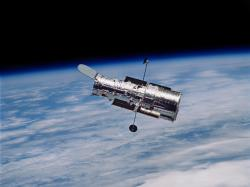 NASA Hubble Repair.