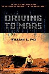 Driving to Mars.
