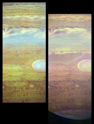 Jupiter captured by New Horizons. Image credit: NASA/JPL/JHUAPL.
