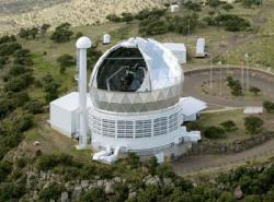 Hobby-Eberly Telescope. Image credit: Marty Harris/McDonald Observatory.
