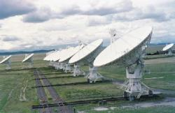 Very Large Array. Image credit: NRAO/AUI/NSF.