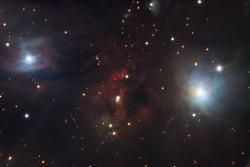 NGC 2170. Credit: Doc G., Dick Goddard and Adam Block/NOAO/AURA/NSF.