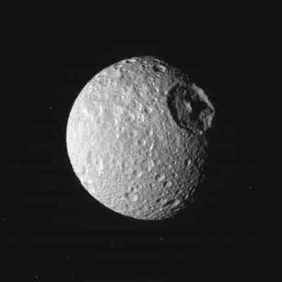 The great eye of Mimas.