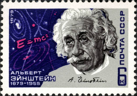 Albert Einstein developed special relativity.