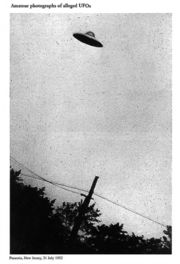 Condon  report UFO Projects.