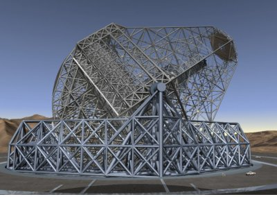 Large Telescope.